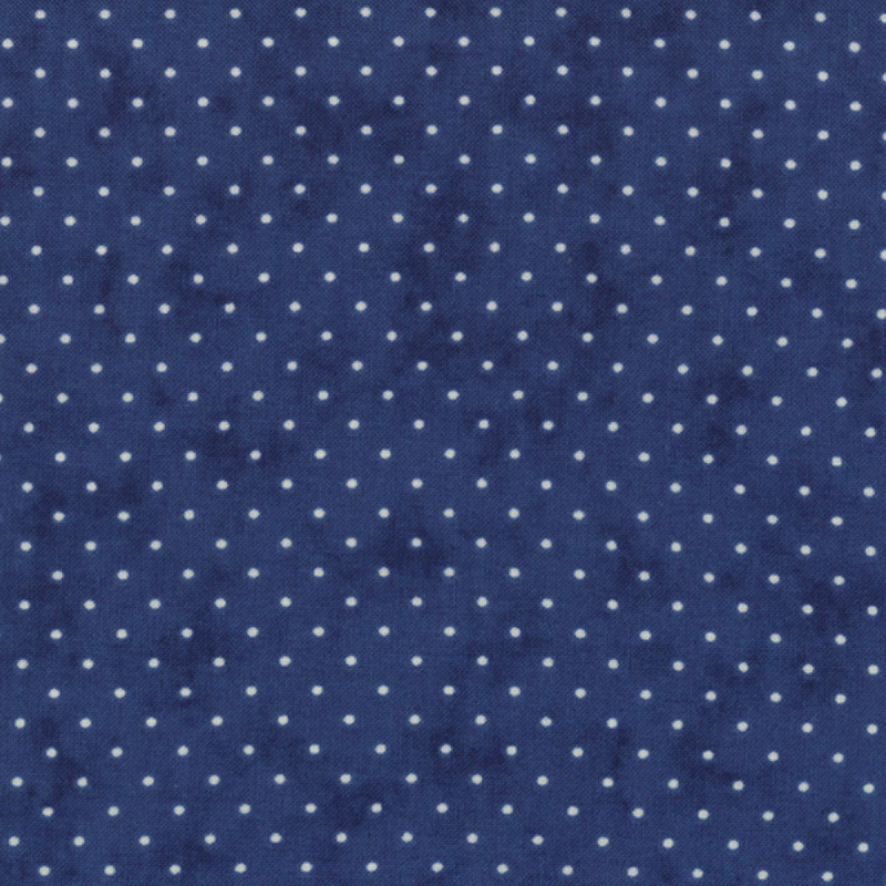 Essential Dots 8654-105 Admiral Blue (Patriotic Blender)
