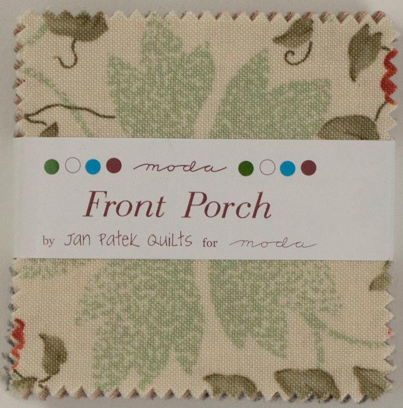 Front Porch by Jan Patek Mini Charm