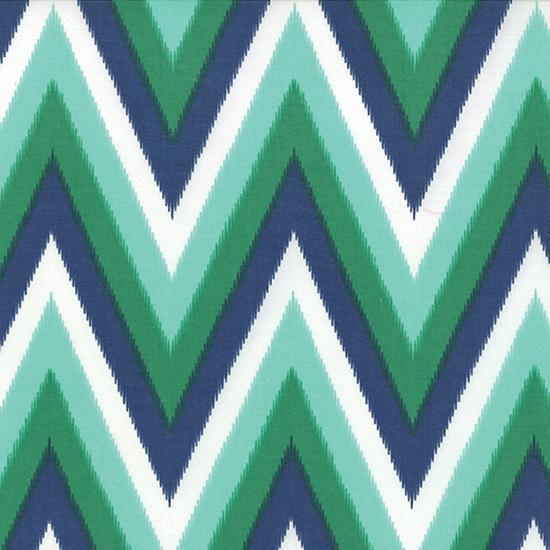 Color Me Happy Navy Emerald 4 1/2 yds