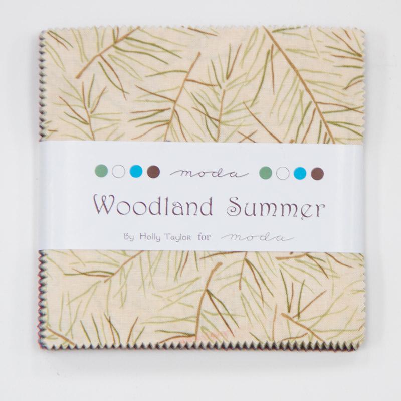 Woodland Summer Prints Charm