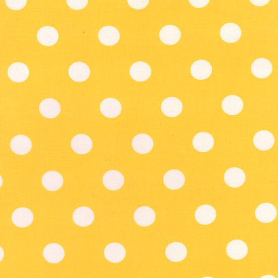 Dottie Medium Dots Yellow