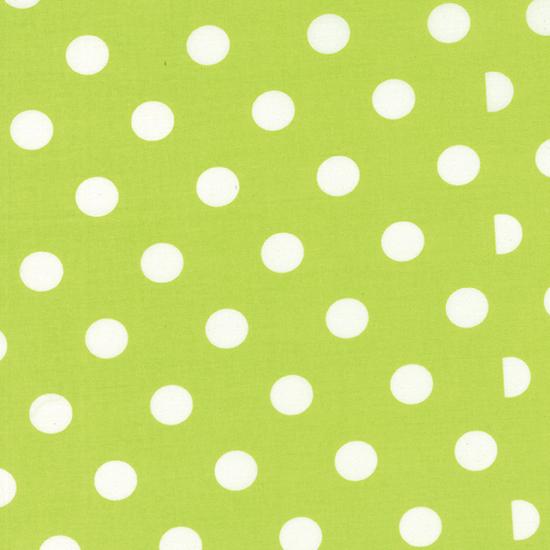 Dottie Medium Dots Summer Lime