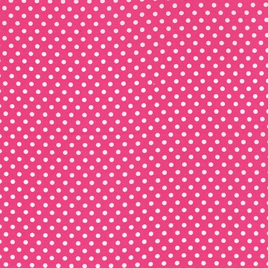 Dottie Small Dots Magenta