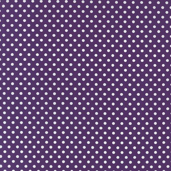 Dottie Small Dots Purple