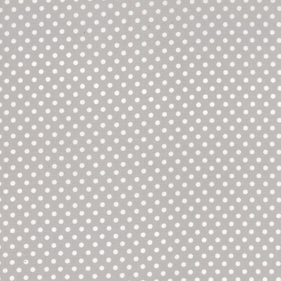 Dottie Small Dots Grey