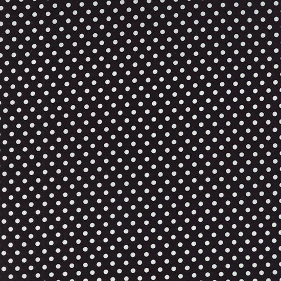 Dottie Small Dots Jet Black BC