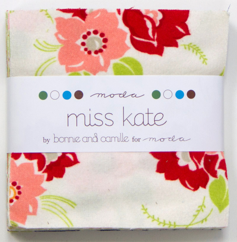 Miss Kate Flannel Charm Pack