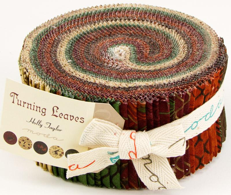 Turning Leaves Jelly Roll