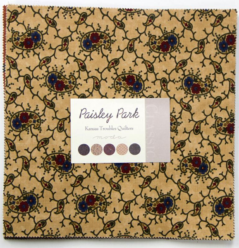 Paisley Park Layer Cake