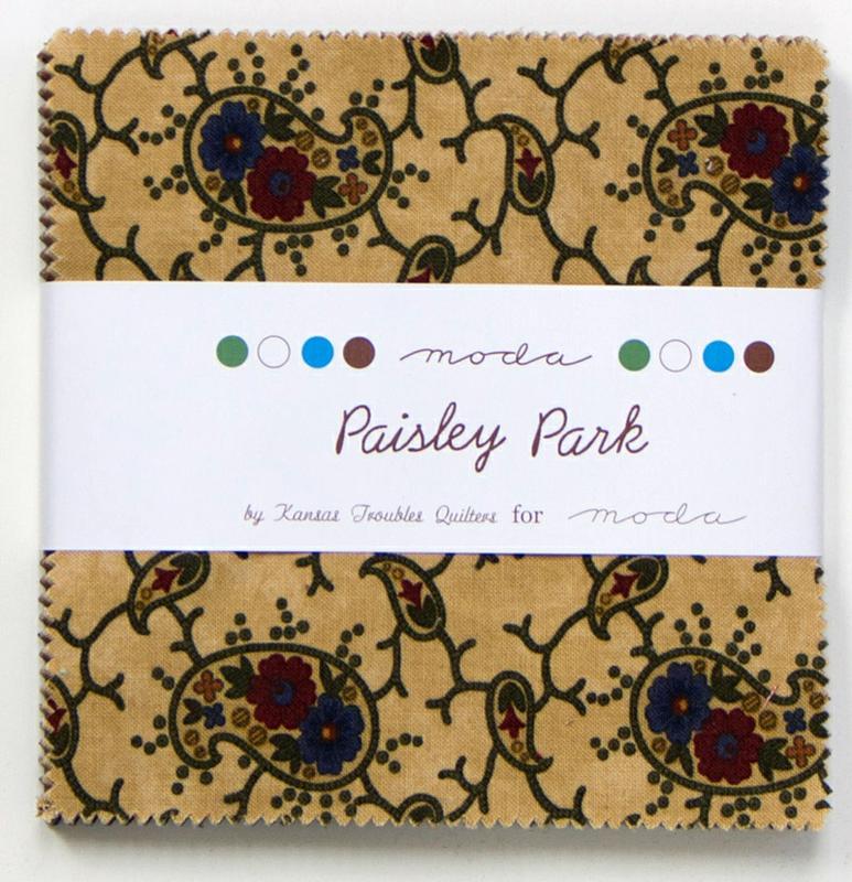 Paisley Park Charm Pack