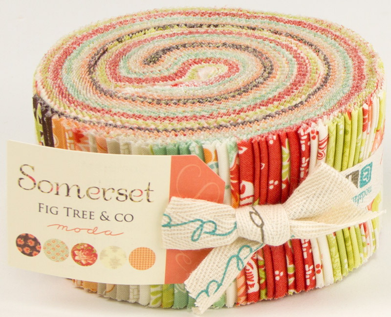 Somerset Jelly Roll