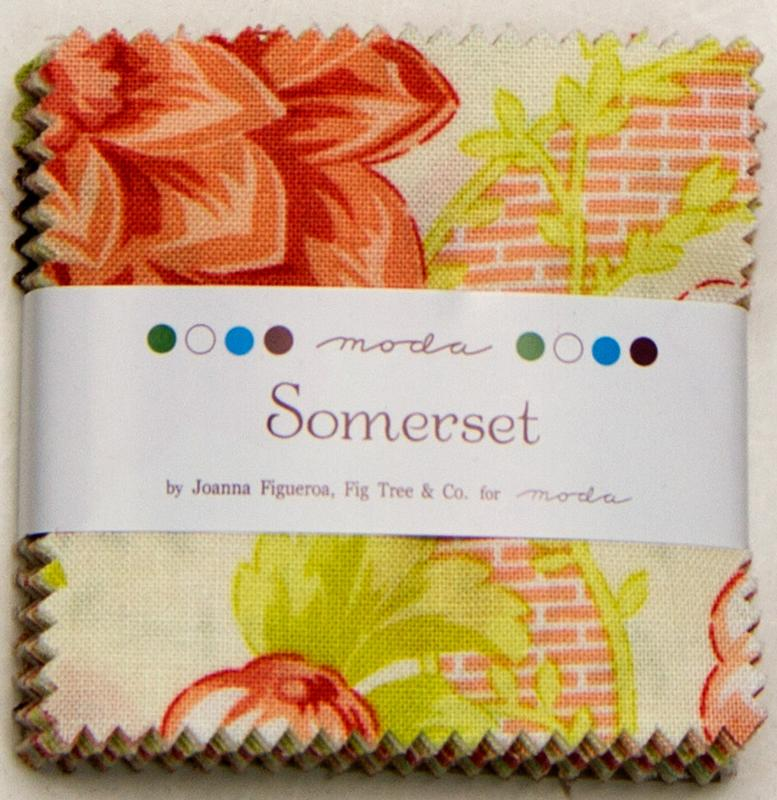 *Somerset Mini Charm