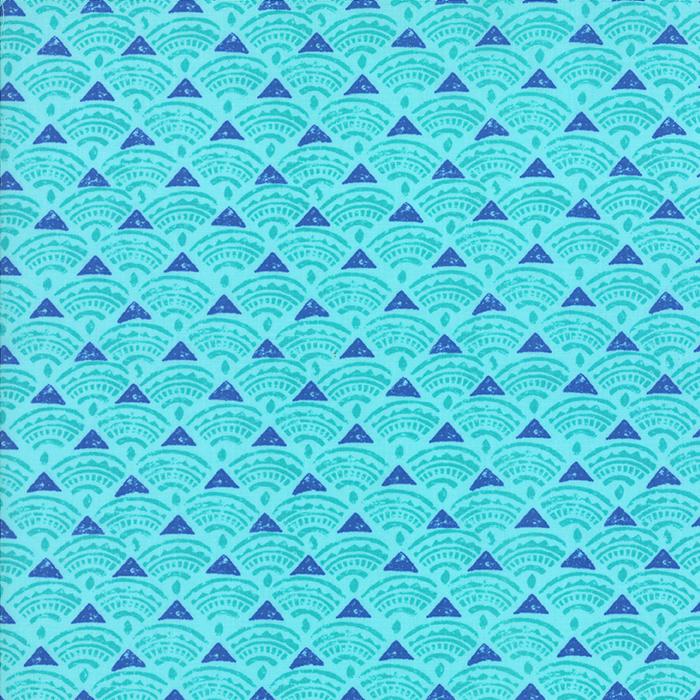 Horizon Tide Ocean Ultramarine