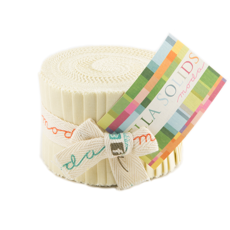 Bella Solids Junior Jelly Roll®