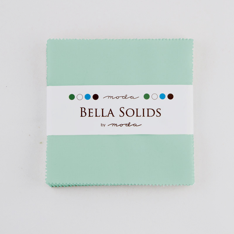 Bella Solids Charm Pack Hometown by Moda 9900PP-177