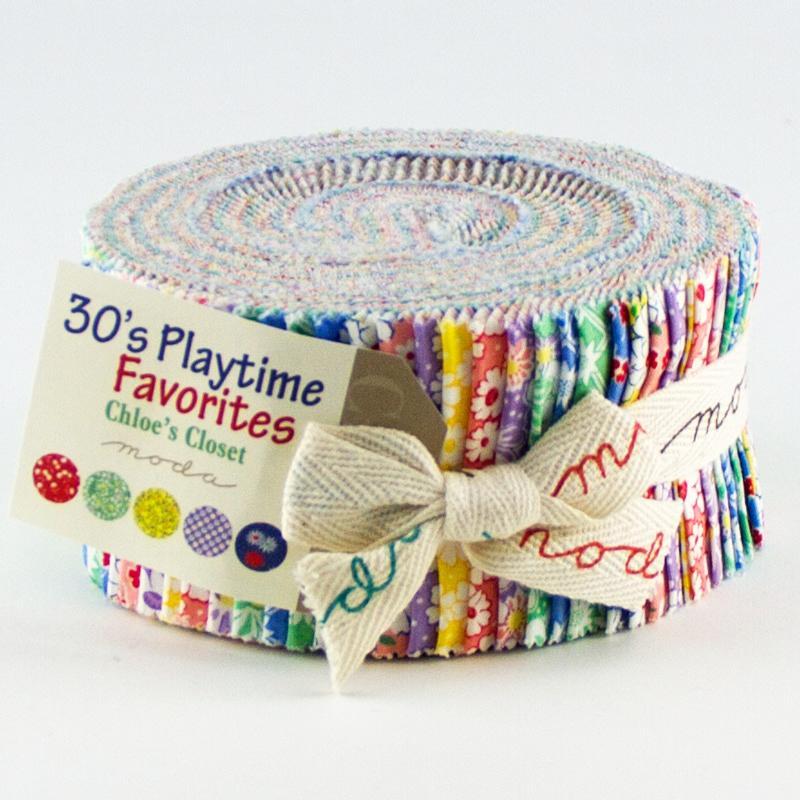 30s Playtime Fav Jelly Roll