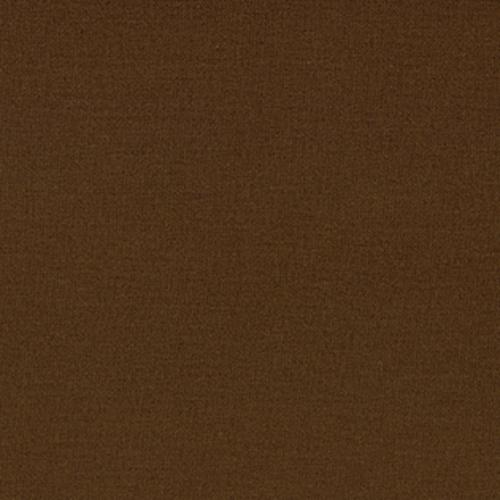 Bella Solid Brushed Cotton Moda U Brown