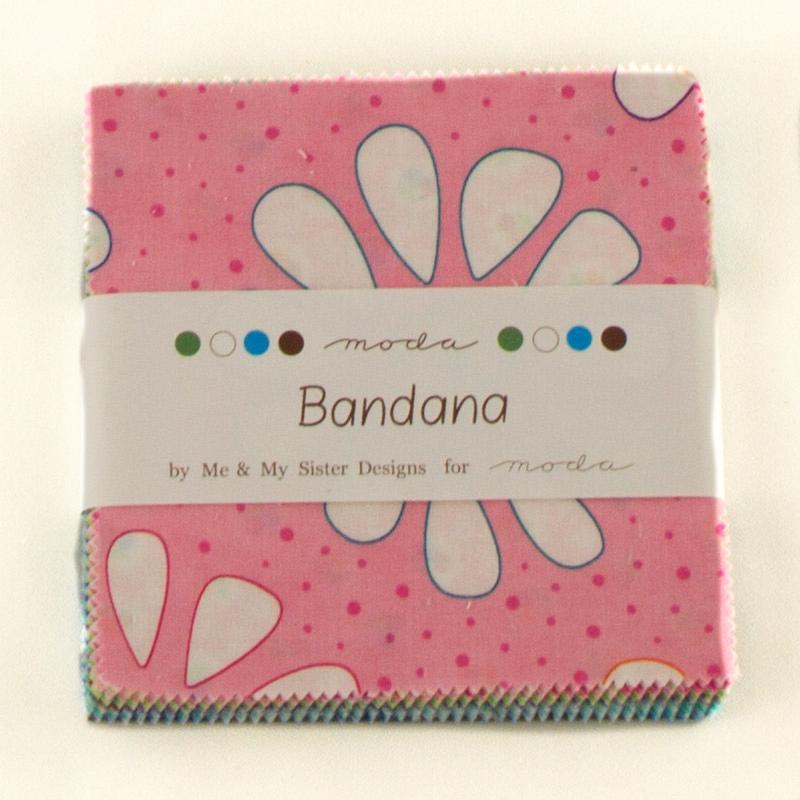 Bandana Charm Pack