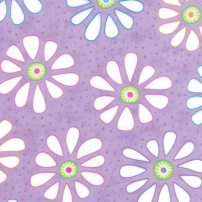 Bandana Happy Purple