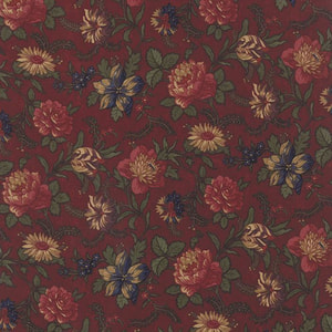Claras Garden           Rosebud
