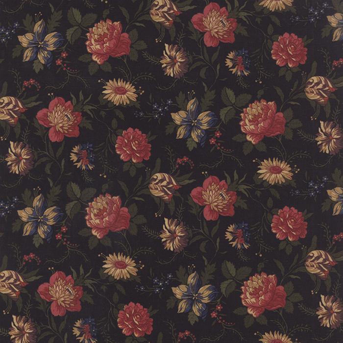 Claras Garden             Black