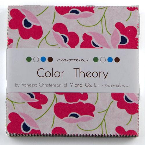 Color Theory Mini Charm