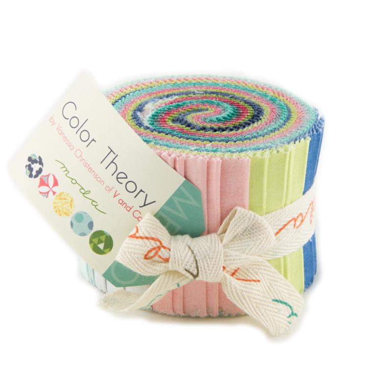 Color Theory Junior Jelly Roll