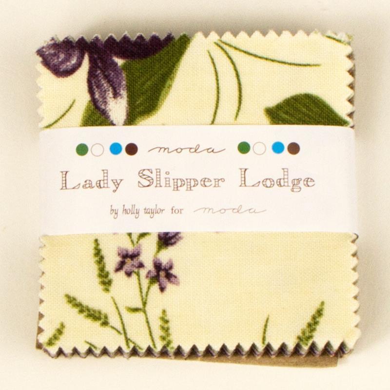 Lady Slipper Lodge by Holly Taylor Mini Charm
