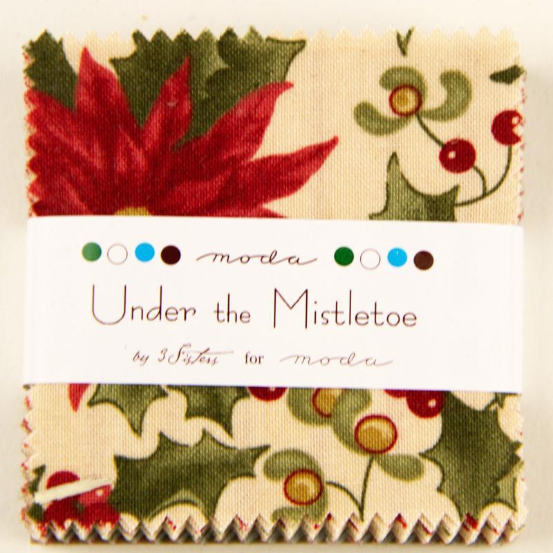 Under The Mistletoe Mini Charm