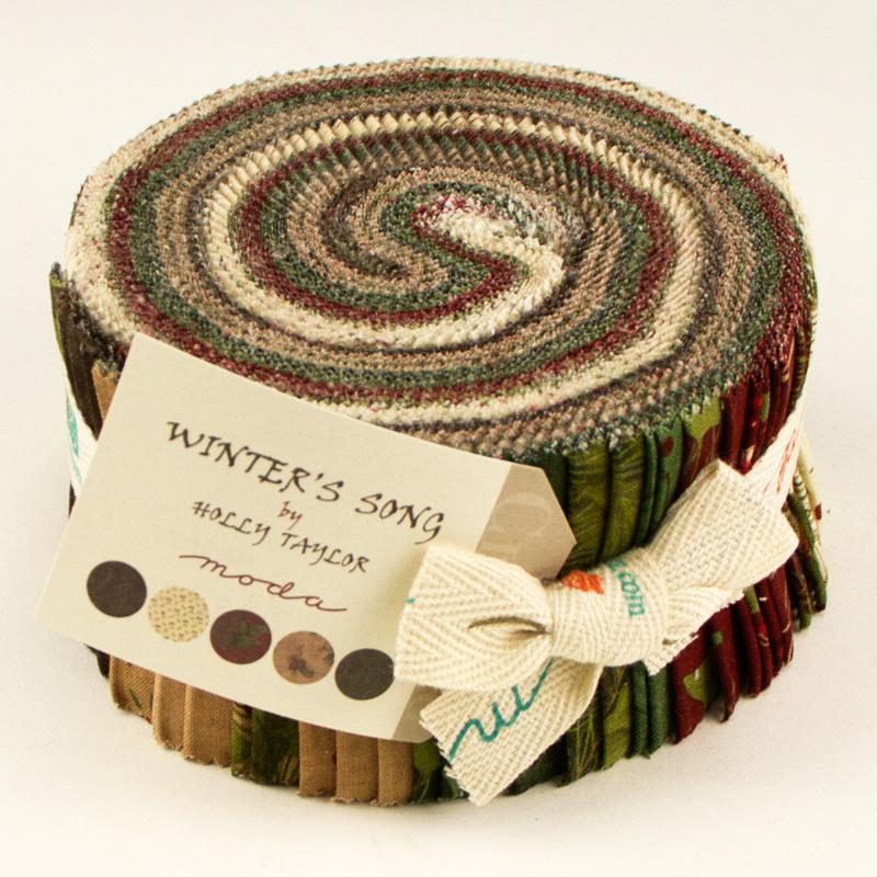Winters Song Jelly Roll by Holly Taylor