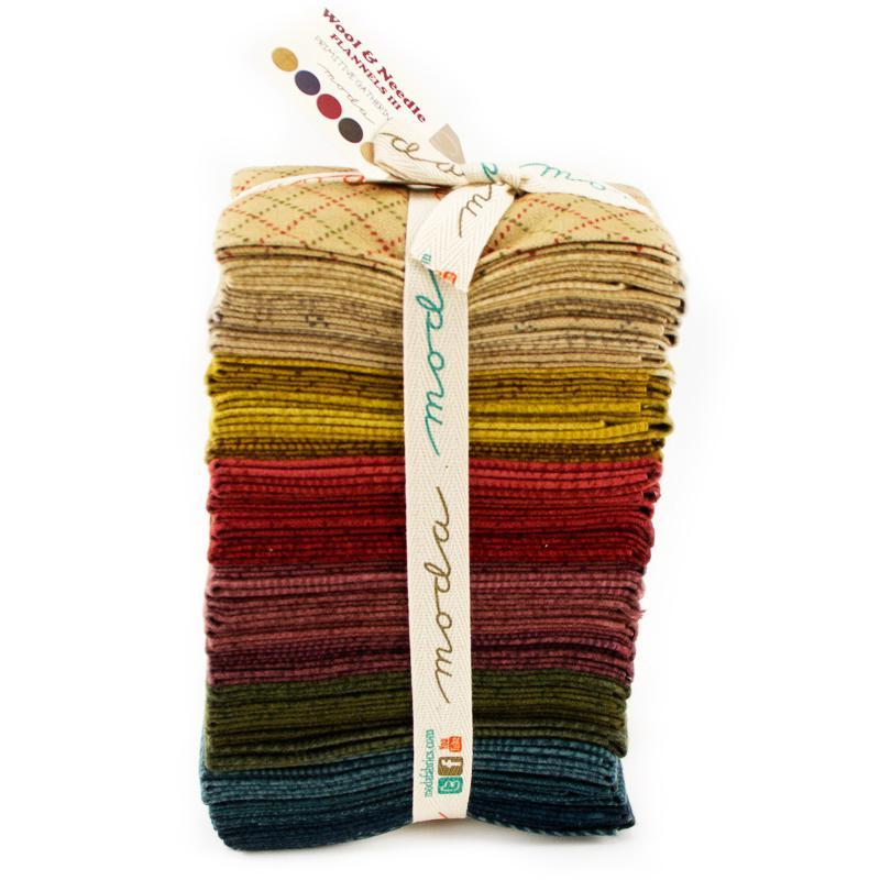 Wool Needle Flannels III 9 X 22
