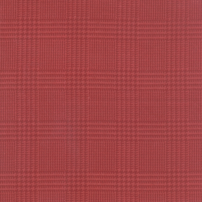 Wool Needle III- Petunia Plaid