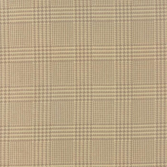 Wool Needle III Dark Tan