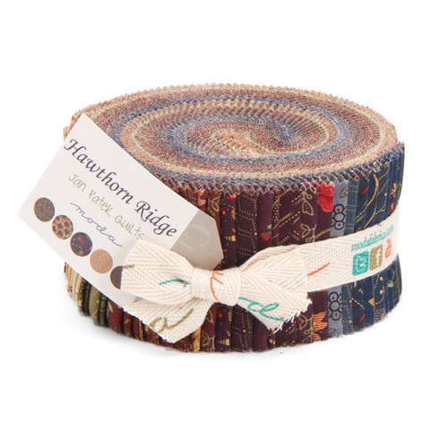 Hawthorn Ridge Jelly Roll