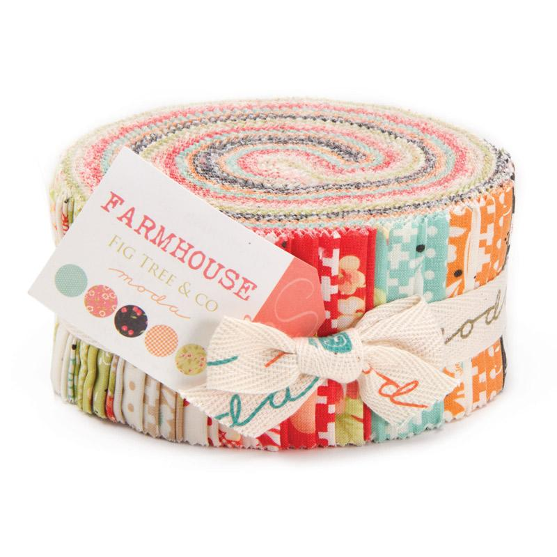 Farmhouse Jelly Roll by Fig Tree Quilts