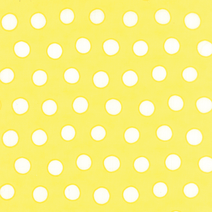 Dot Dot Dash Yellow