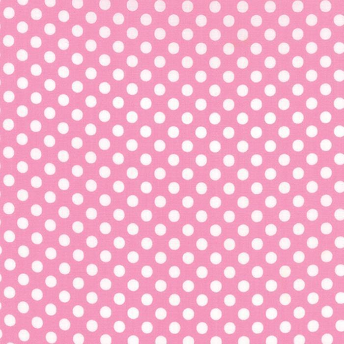 Dot Dot Dash Pink