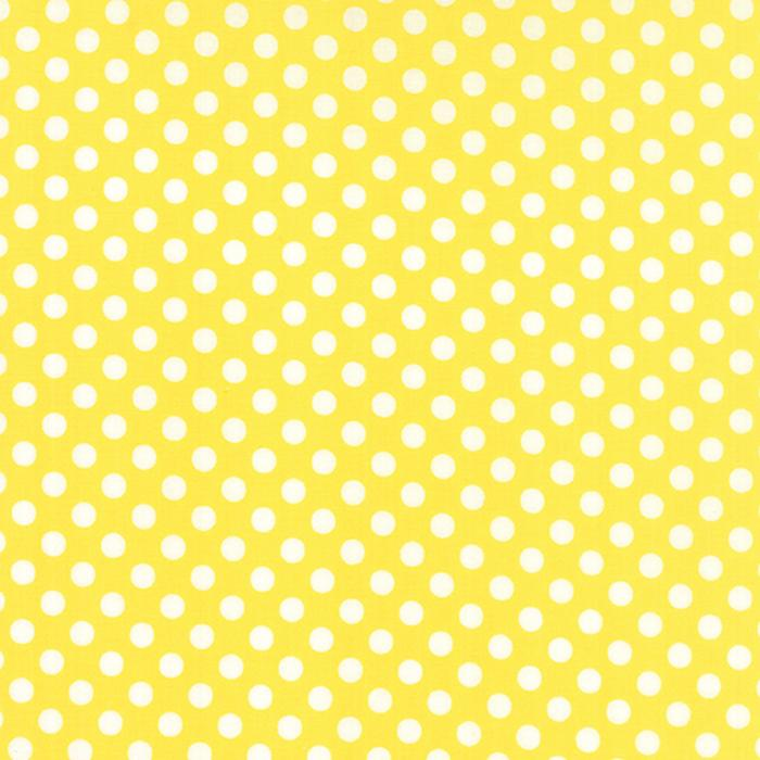Dot Dot Dash Yellow