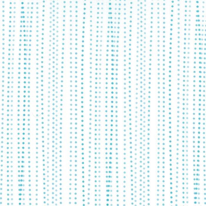 Dot Dot Dash Turquoise