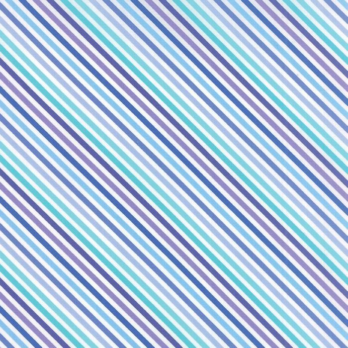 Dot Dot Dash Blues Turquoise