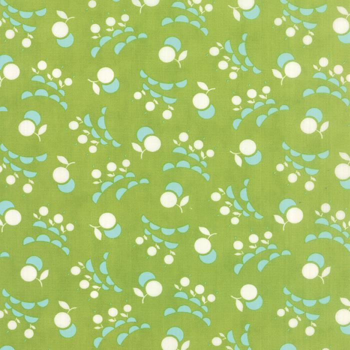 Q - Moda - Vintage Picnic - Green