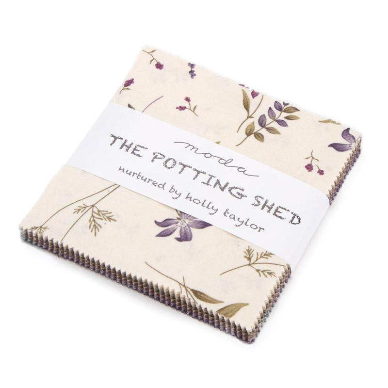 The Potting Shed Charm Pack