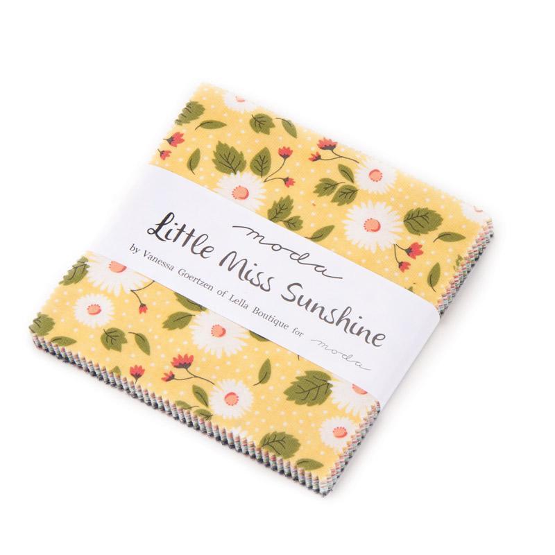 Little Miss Sunshine Charm Pack
