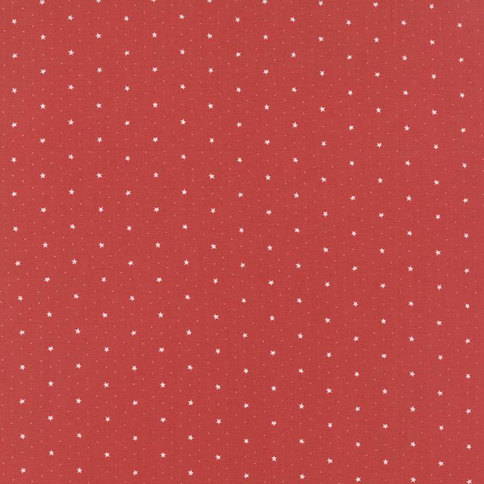 Miss Scarlet Warm Red