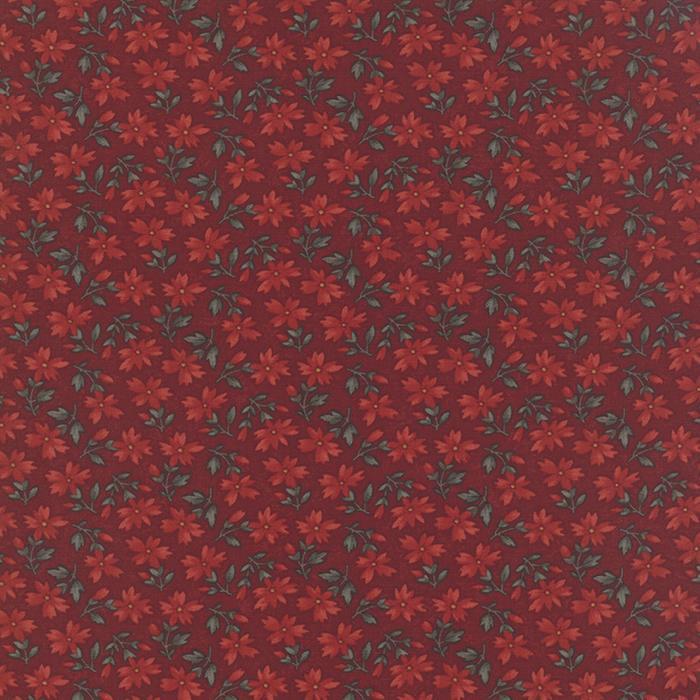 Moda Prairie Cactus Red 9511 13