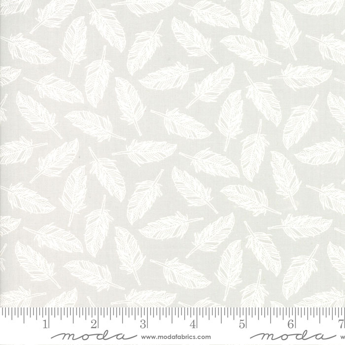 Whispers Muslin Mates Feather 33131 15