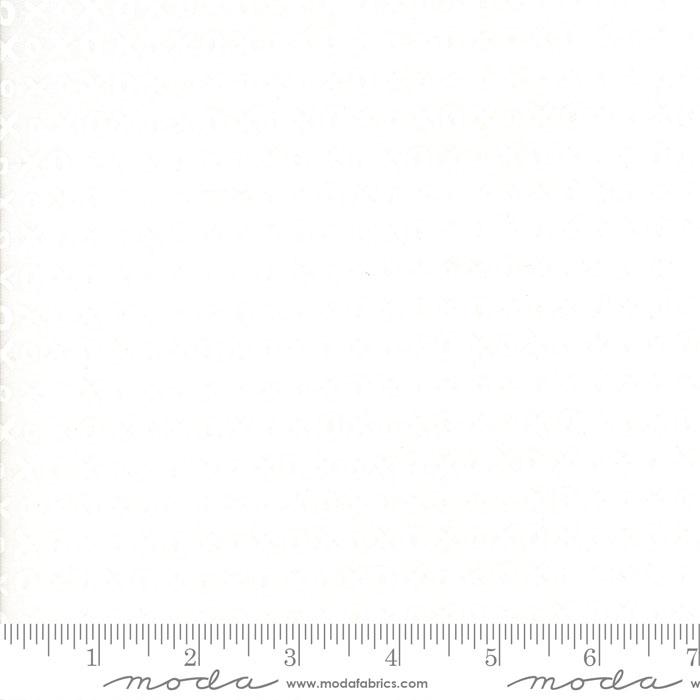 Muslin Mates XOXO - White