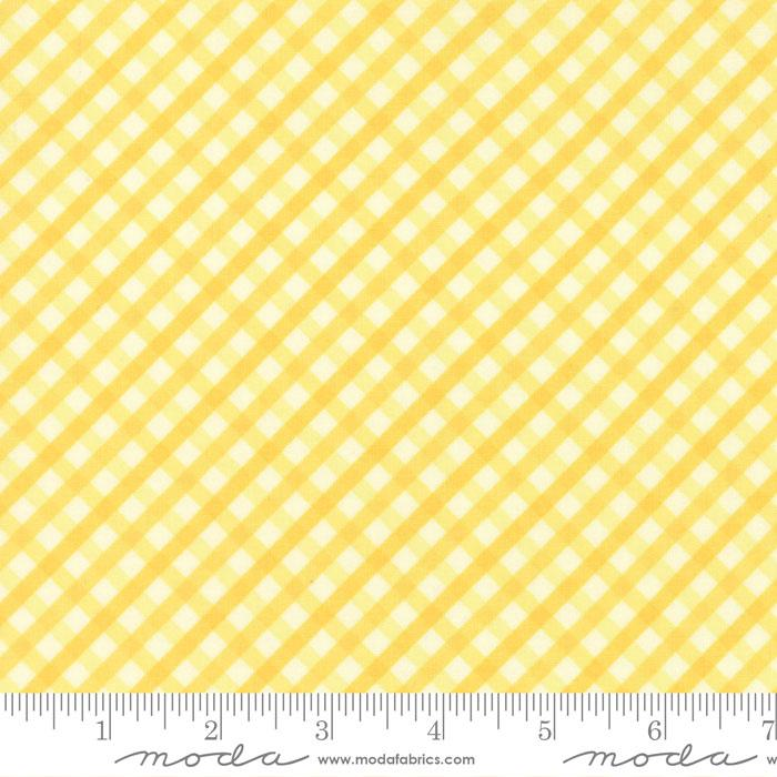 Acreage Gingham Sun