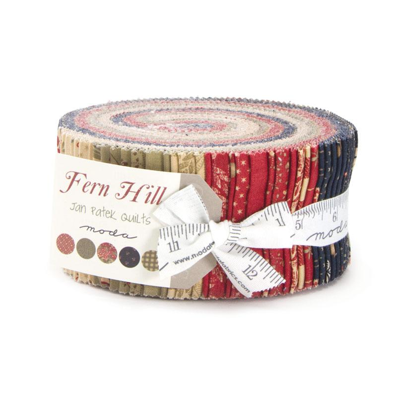 Fern Hill Jelly Roll