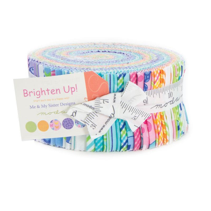 Brighten Up Jelly Roll